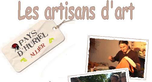 Les artisans d'art