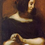 peinture de George Sand