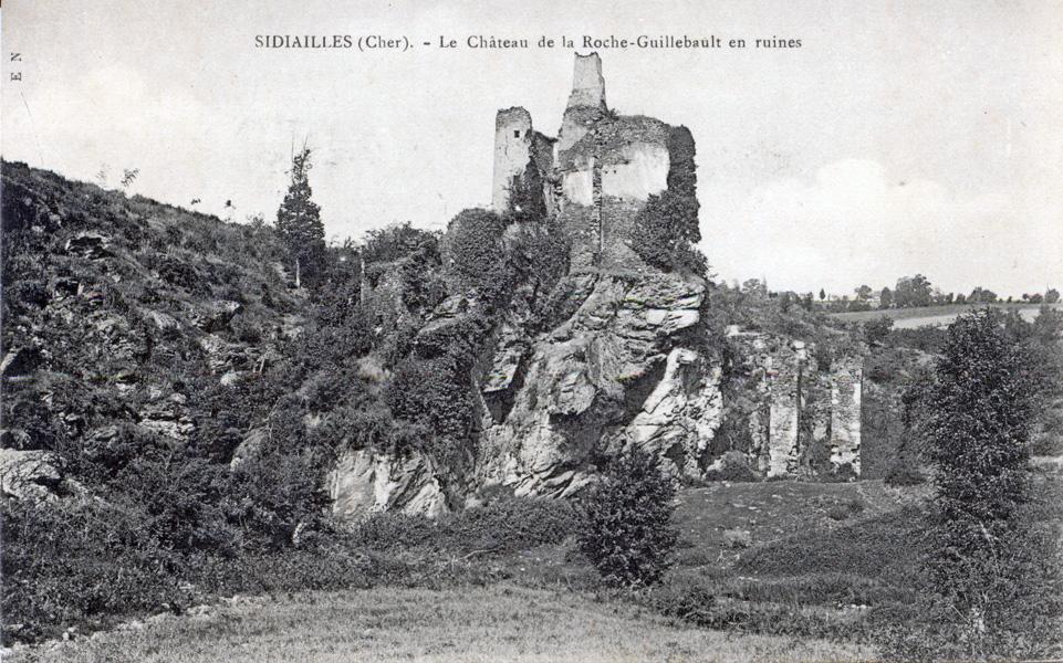 Chateau A Restaurer A St Desire