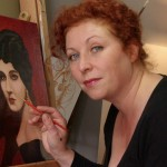 Image à la Une de l'article Peintre : Céline Excoffon