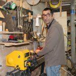 Image à la Une de l'article Tourneur sur bois : Norbert Bock