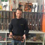 Image à la Une de l'article Artisan armurier : Sébastien Dechaud
